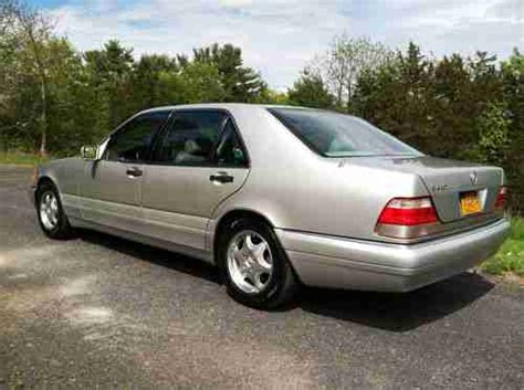 1997 Mercedes S420 by Sell Used 1997 Mercedes S420 Lwb In Catskill New York