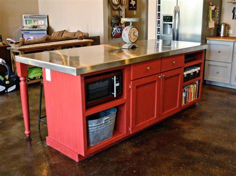 Hgtv Kitchen Island Ideas 14 creative kitchen islands and carts hgtv