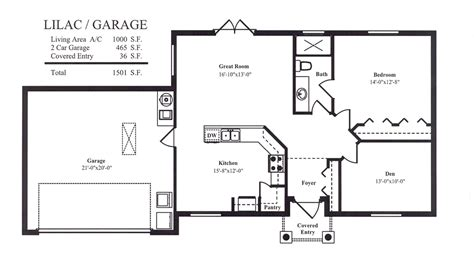 garage floor plan future work garage guest house plans
