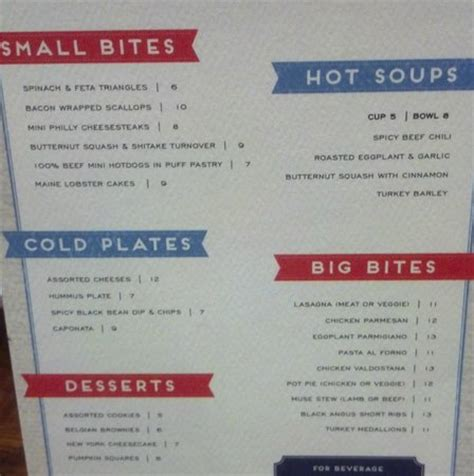 muse paintbar hartford menu picture of muse paintbar west hartford tripadvisor