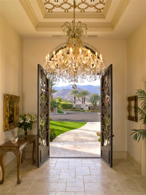 ideas to decorate entrance of home 20 stunning entryways and front door designs hgtv