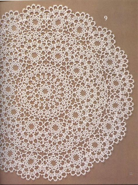 tatting with patterns 25 best ideas about tatting patterns on