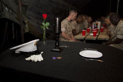 fallen comrade table photos