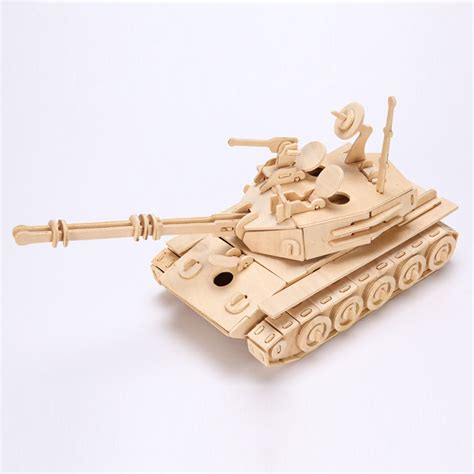 woodworking kits for adults new favourable imaginative 3d wooden puzzle tank model