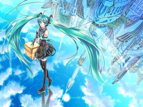 hatsune miku vocaloids images miku hatsune vocaloid wallpaper hd
