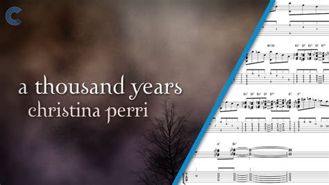 A Thousand Years By Christina Perri
