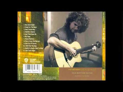 pat metheny my song listen and discover for free at last fm