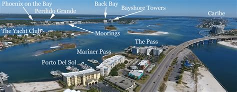 Key West Boats Daphne Al by Aerial Condo Map Of Orange Beach Real Estate