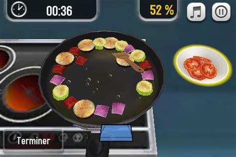 jeux de cuisine 3d