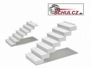 Treppenstufen Weiß Lackieren : gerade treppenstufen 35 polystyrol wei kaufen modulor ~ Markanthonyermac.com Haus und Dekorationen