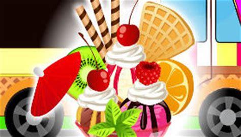 des glaces savoureuses jeu de glace jeux 2 cuisine