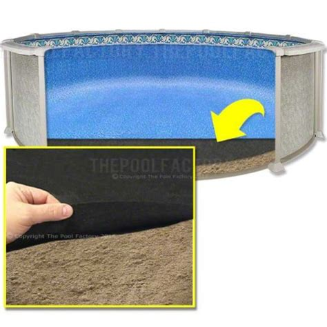 pool liner floor pads swimming pool supplies the pool factory