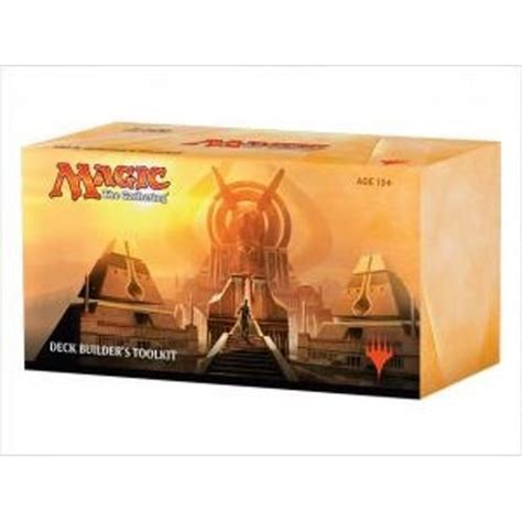 amonkhet deck builder s toolkit magic the gathering from magic madhouse uk