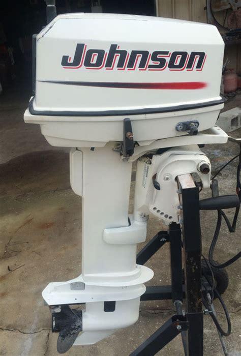 20 Horse Johnson Boat Motor by Johnson 30 Hp Outboard Boat Motor For Sale Afa Marine Inc