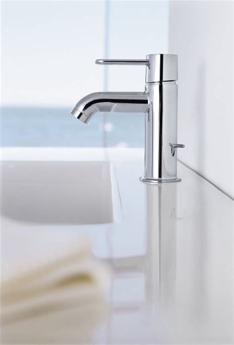 hansgrohe 38020001 axor uno lavatory mixer chrome faucetdepot