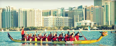 Dragon Boat Racing Dubai by Dragon Boat Racing In Abu Dhabi What S On