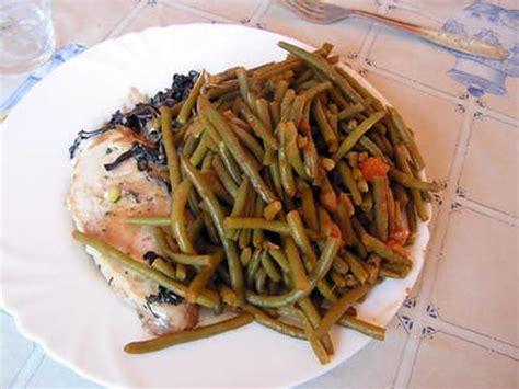 comment cuisiner haricot vert surgele