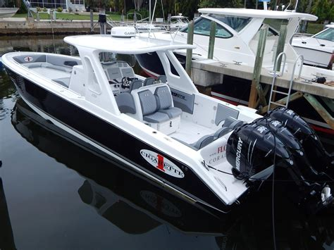 Cigarette Boat Center Console For Sale by 2015 Used Cigarette Racing 39 Gts Center Console Fishing
