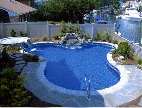 Garden Pool : Backyard Landscaping Ideas-swimming Pool Design