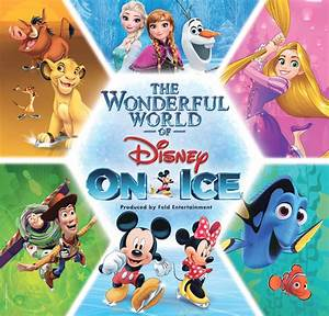 [Giveaway] The Wonderful World of Disney on Ice - Daprayer
