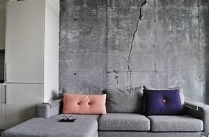 Effekt Farbe Streichen : beton effekt farbe wohn design ~ Markanthonyermac.com Haus und Dekorationen