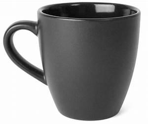 Tasse Schwarz Matt : schwarz schwarze keramik becher tassen mug aussenseite schwarz matt innenseite farbig glasiert ~ Markanthonyermac.com Haus und Dekorationen