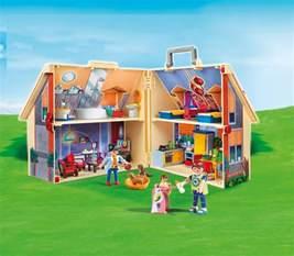 playmobil take along modern dollhouse