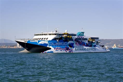 Catamaran To Bahamas From Miami by New Ferry Service From Ft Lauderdale To Freeport