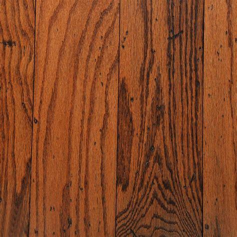 bruce distressed oak gunstock 3 8 in thick x 5 in wide