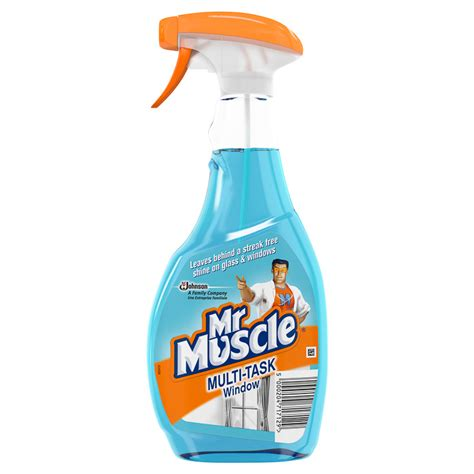 mr window cleaner 500ml household cleaning