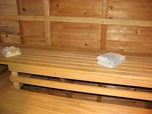 Sauna Im Garten : sauna f r das gartenhaus oder zu hause der gartenratgeber ~ Markanthonyermac.com Haus und Dekorationen