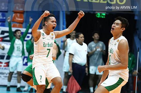 la salle claims win in s at up s expense abs cbn news