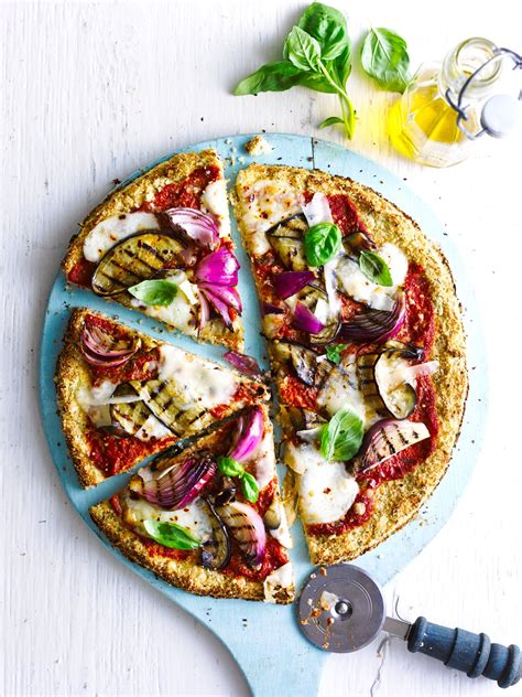 pizza en p 226 te de chou fleur r 233 gal