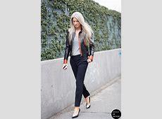 Sarah Harris STYLE DU MONDE Street Style Street