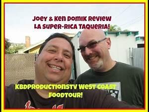La Super-Rica Taqueria Review with Ken Domik from ...