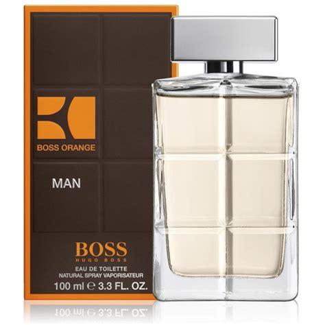 hugo orange pour homme eau de toilette 100ml perfumes fragrances photopoint