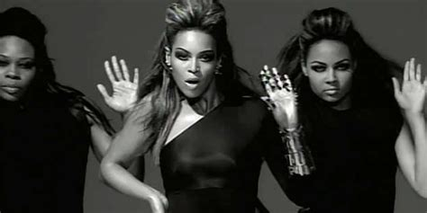 Beyoncé's 'single Ladies' Video Fits Almost Too Perfectly