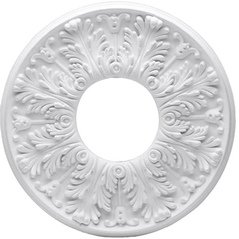 westinghouse 16 in white ceiling medallion 2