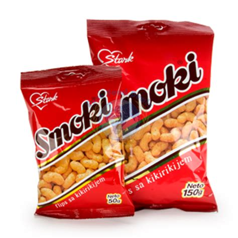 Stark Smoki Snack (50G)   Euro Food Deals
