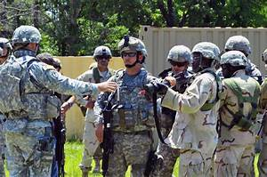 Tennessee Army National Guard Soldiers prepare for mission ...