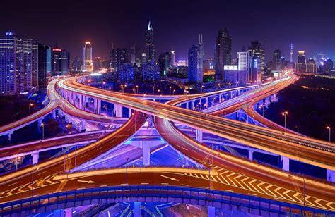 papier peint shanghai villes larges horizons pour votre bureau d ordinateur shanghai
