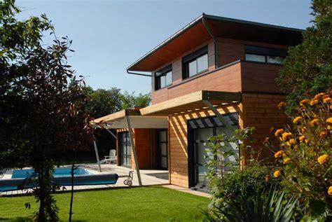 maison bois essonne dpt 91 maison d architecte maison contemporaine en bois