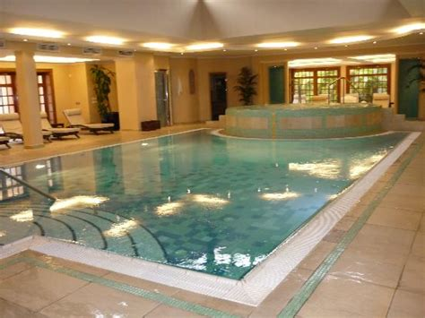 Indoor Spa Pool-picture Of Hotel Botanico & The Oriental