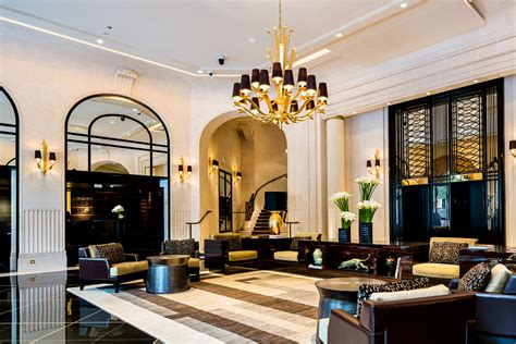 prince de galles reopens with deco design statement