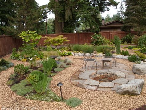 Pea Gravel Patio Designs by Best Gravel Patio Design Ideas Patio Design 115