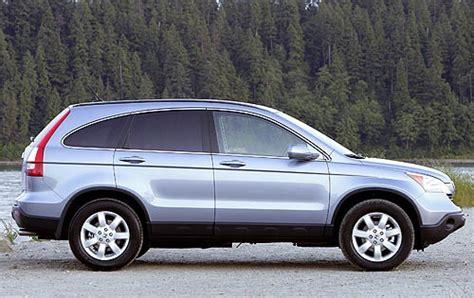 Used 2007 Honda Cr-v Pricing