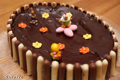 gateau chocolat paques