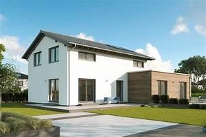 Stadtvilla Mit Anbau : fertighaus mit einliegerwohnung gussek haus ~ Markanthonyermac.com Haus und Dekorationen