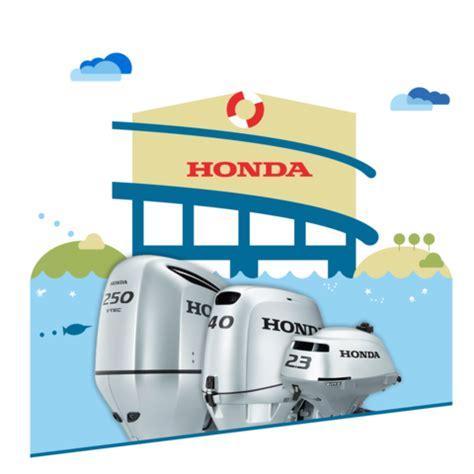 Buitenboordmotor Dealer by Marine Honda