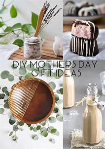 Last Minute DIY Mothers Day Gift Ideas - Threadbare Cloak